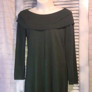 Lemmie by Nina Leonard 2X Knit Dress